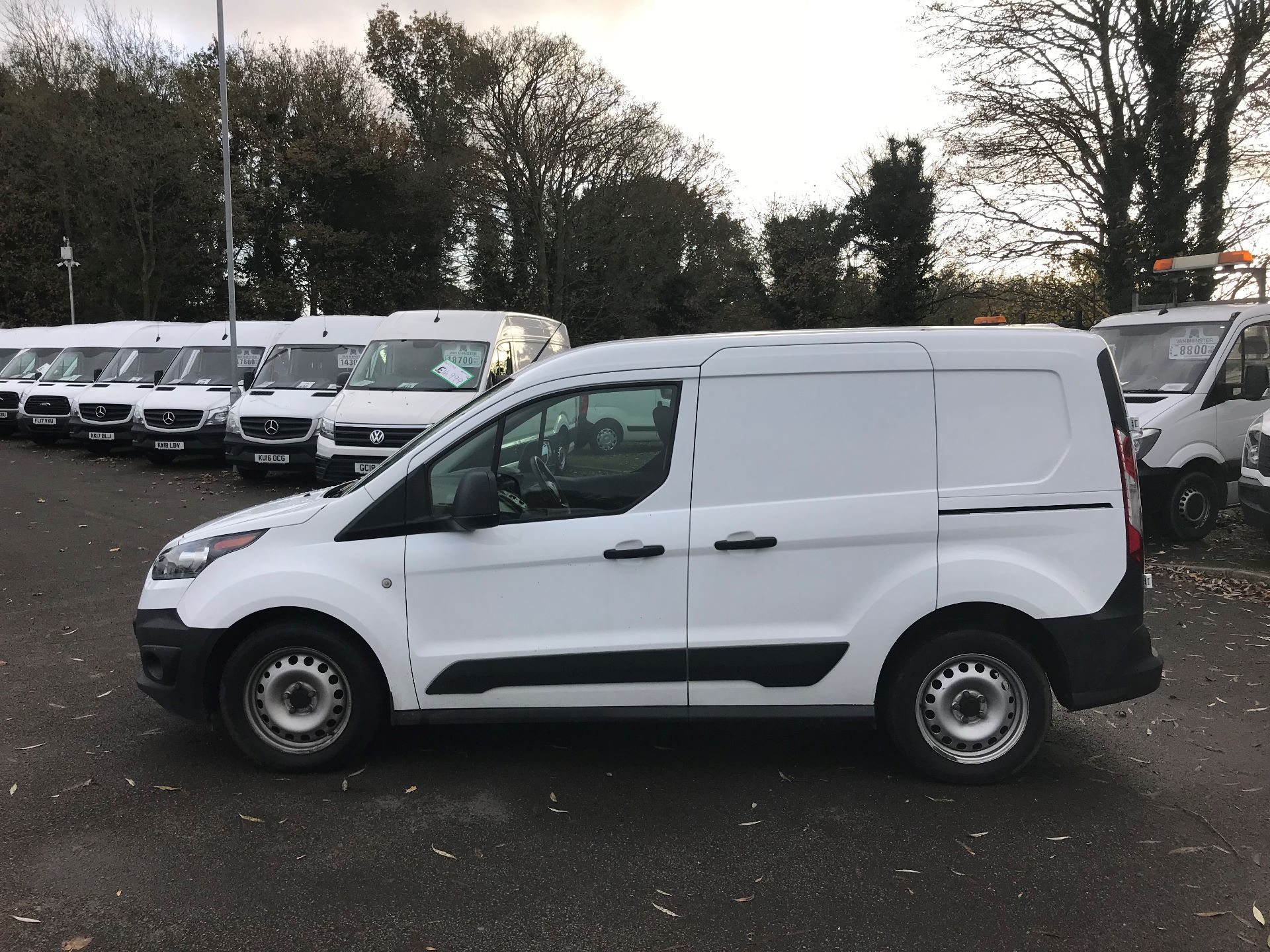2016 Ford Transit Connect  220 L1 Diesel 1.5 TDCi 75PS Van EURO 6 (FL66DVW) Image 9