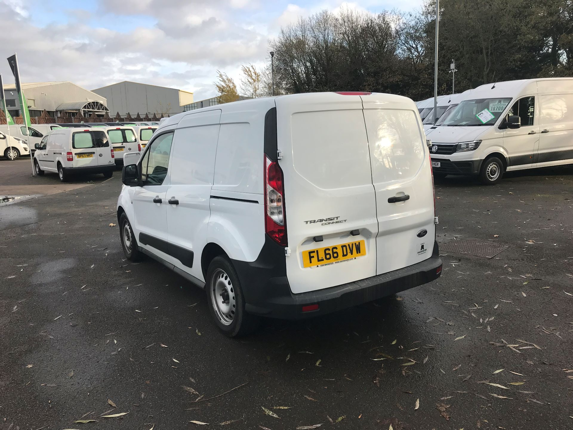 2016 Ford Transit Connect  220 L1 Diesel 1.5 TDCi 75PS Van EURO 6 (FL66DVW) Image 5
