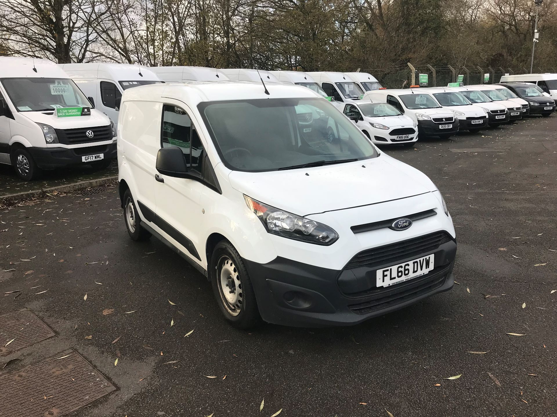 2016 Ford Transit Connect  220 L1 Diesel 1.5 TDCi 75PS Van EURO 6 (FL66DVW)