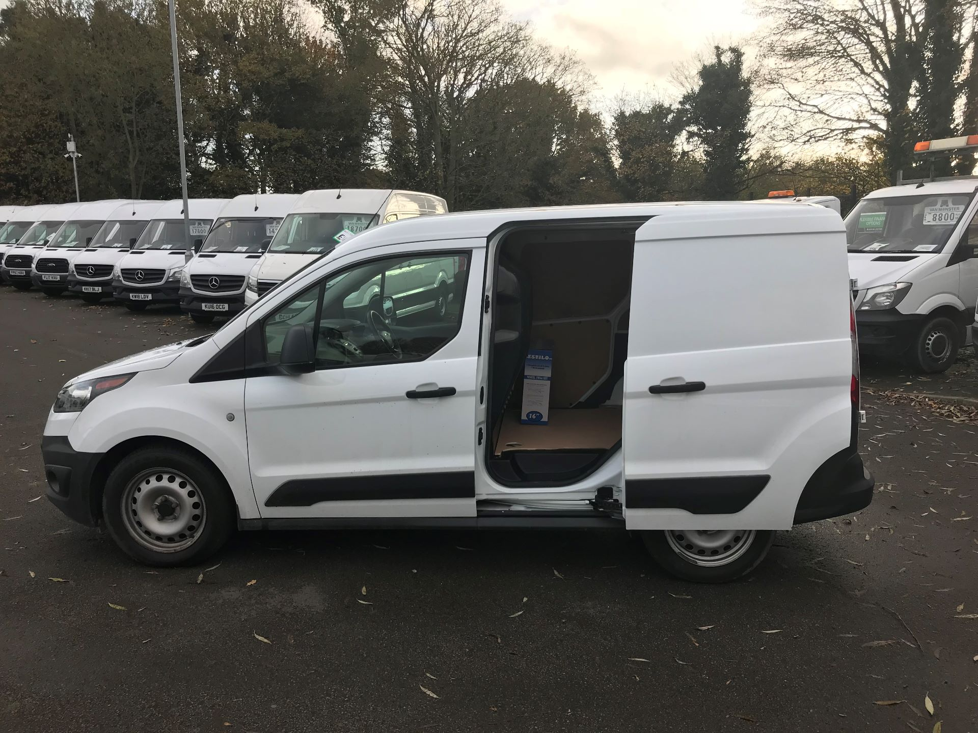 2016 Ford Transit Connect  220 L1 Diesel 1.5 TDCi 75PS Van EURO 6 (FL66DVW) Image 10