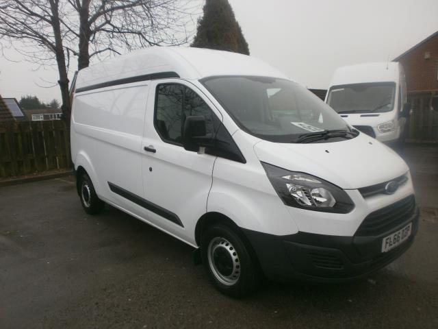 2016 Ford Transit Custom L2 2.2 Tdci SWB 100Ps Low Roof Van (FL66DZP)