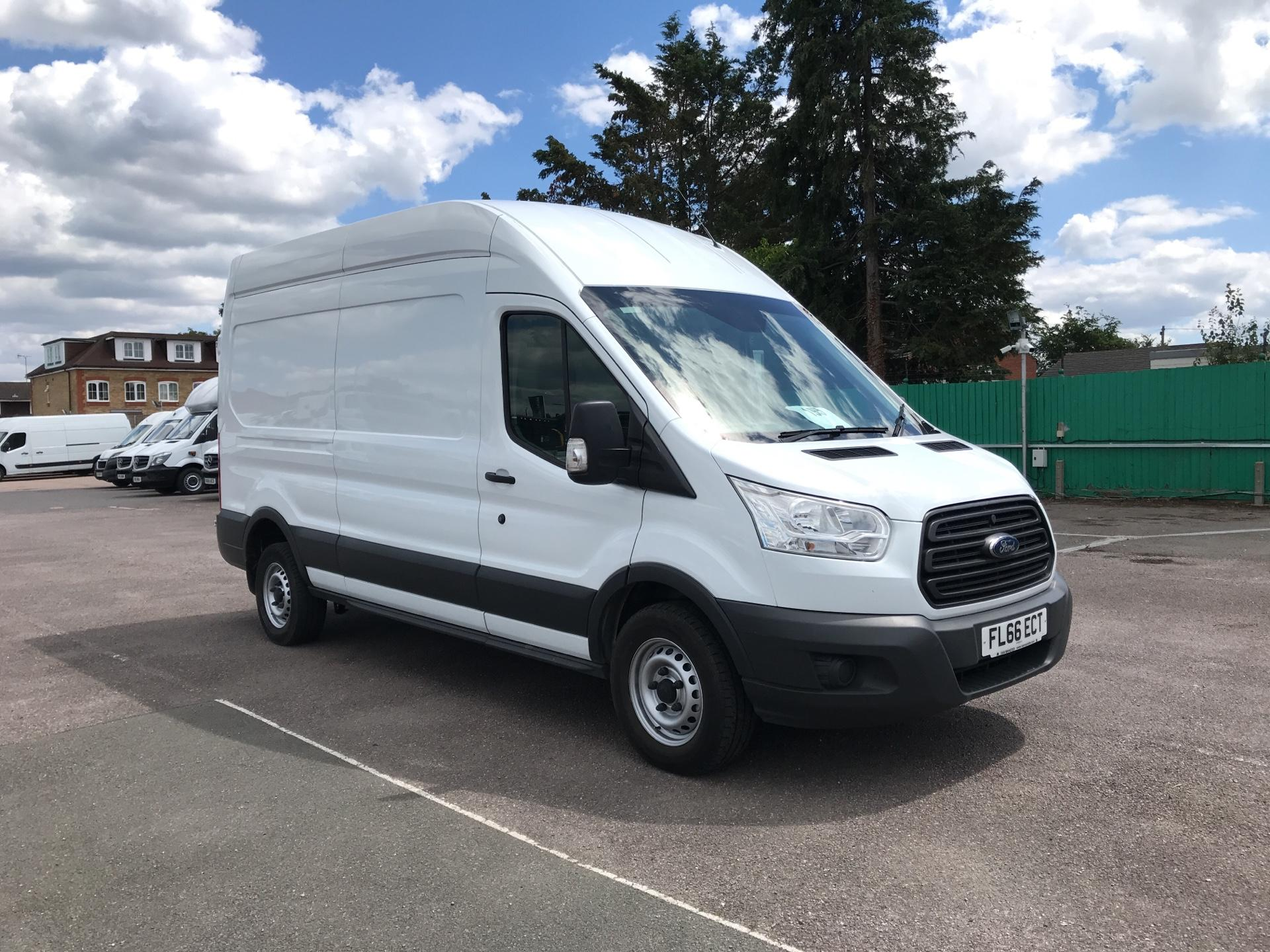 2016 Ford Transit  T350 L3 H3 125PS EURO 5 (FL66ECT)