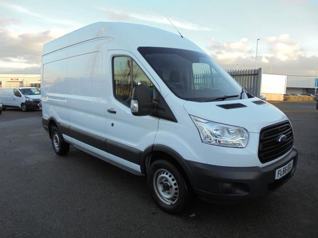 2016 Ford Transit  350 L3 H3 VAN 125PS EURO 5   (FL66EDJ)