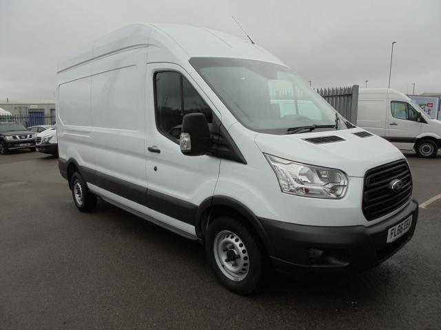 2016 Ford Transit  350 L3 H3 VAN 125PS EURO 5 (FL66EEA)
