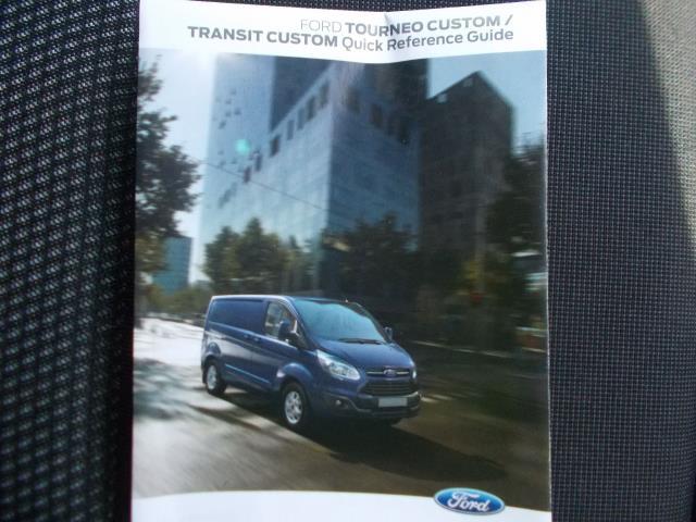 2016 Ford Transit Custom 290 L1 DIESEL FWD 2.2 TDCI 100PS LOW ROOF VAN EURO 5 (FL66EFB) Image 30