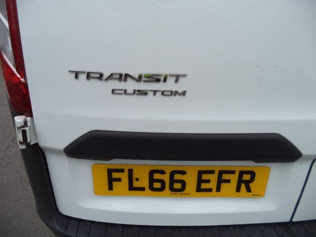 2016 Ford Transit Custom 290 L1 DIESEL FWD 2.2  TDCI 100PS LOW ROOF VAN EURO 5 (FL66EFR) Image 19