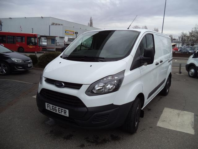 2016 Ford Transit Custom 2.2 Tdci 100Ps Low Roof Van (FL66EFR)