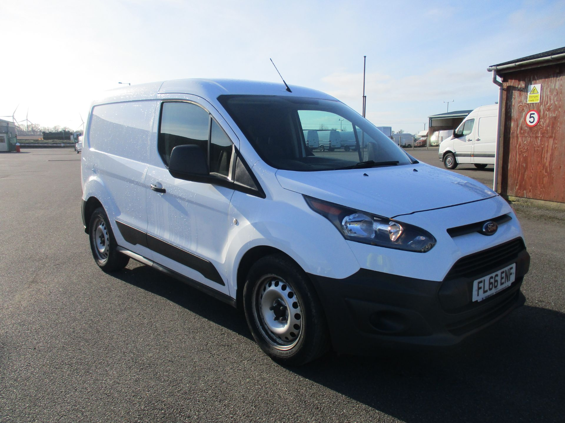 2016 Ford Transit Connect 220 L1 DIESEL 1.5 TDCI 75PS VAN EURO 6 (FL66ENF)