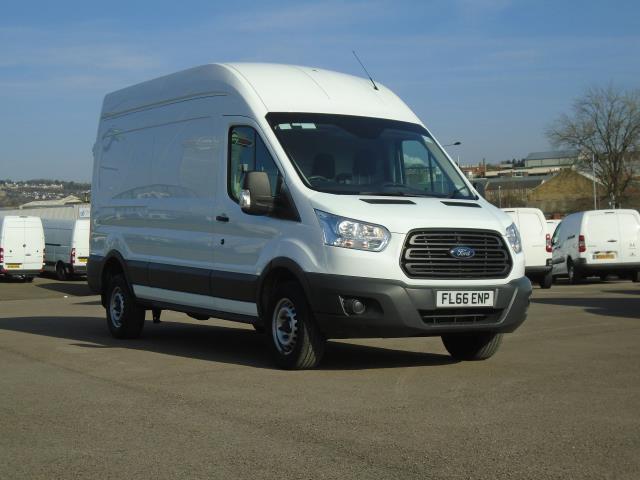 2016 Ford Transit 2.2 Tdci 125Ps H3 Van (FL66ENP)