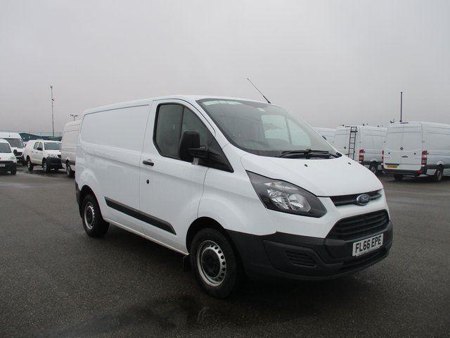 2016 Ford Transit Custom 2.2  SWB LOW ROOF 100PS VAN (FL66EPE)
