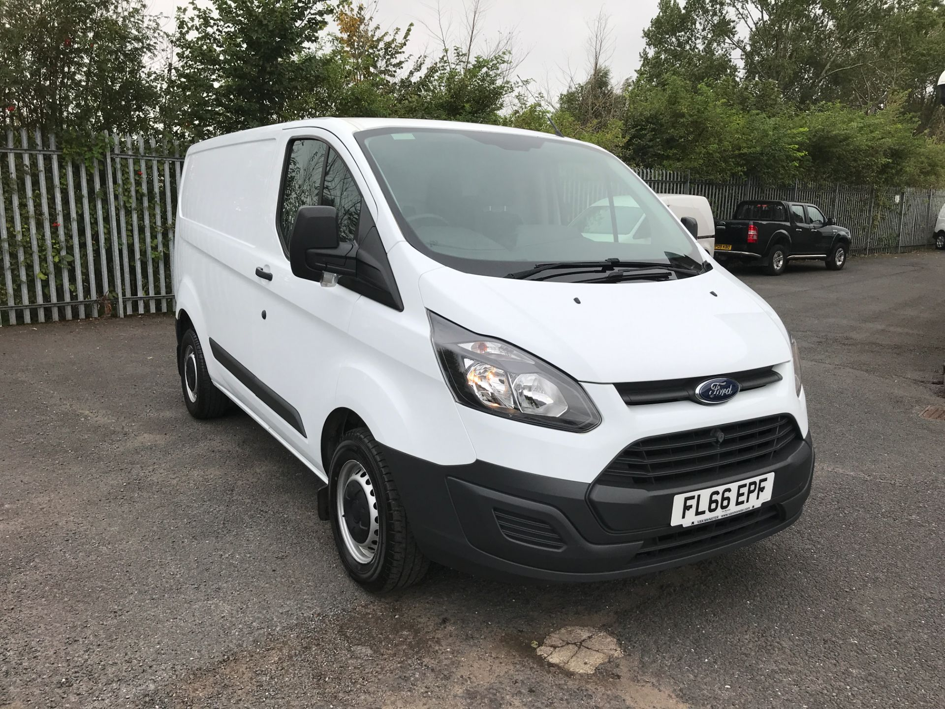 2016 Ford Transit Custom 290 L1 2.2TDCI 100PS LOW ROOF EURO 5 (FL66EPF)