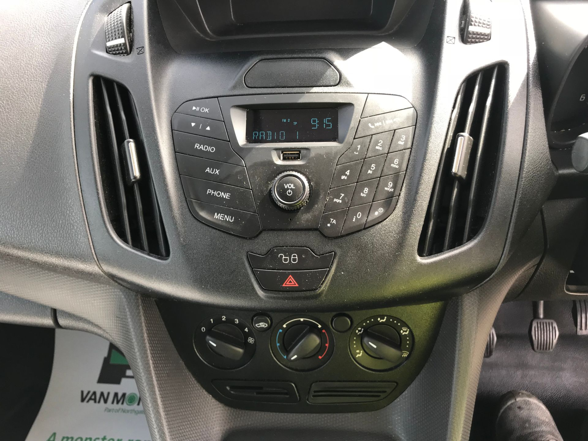 2016 Ford Transit Connect 1.5 Tdci 75Ps Van (FL66ERO) Image 21