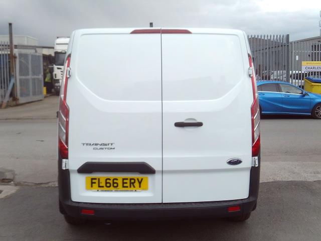 2016 Ford Transit Custom 290 L1 H1 100ps (FL66ERY) Image 16