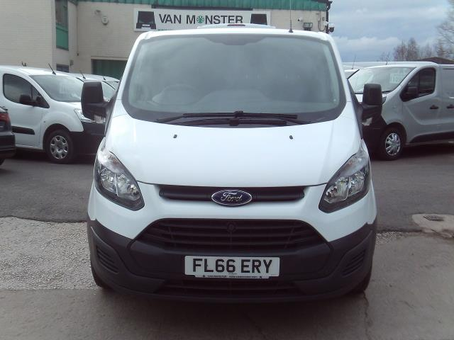 2016 Ford Transit Custom 290 L1 H1 100ps (FL66ERY) Image 15