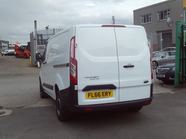 2016 Ford Transit Custom 290 L1 H1 100ps (FL66ERY) Image 4