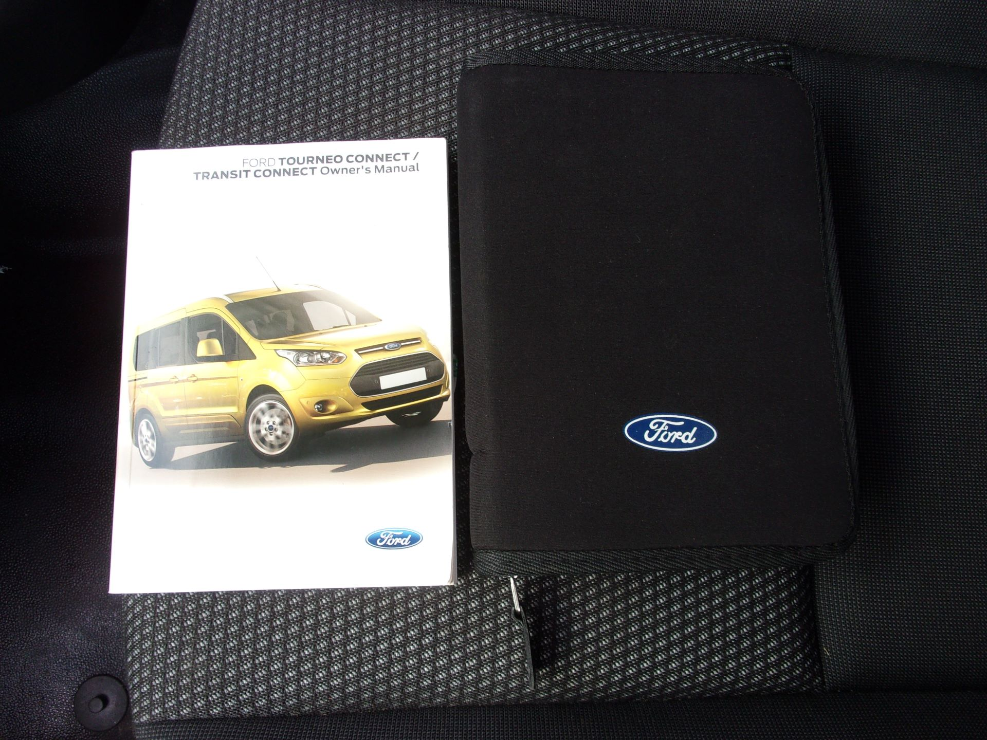 2016 Ford Transit Connect 220 L1 DIESEL 1.5 TDCI 75PS VAN EURO 5 (FL66EWW) Image 21