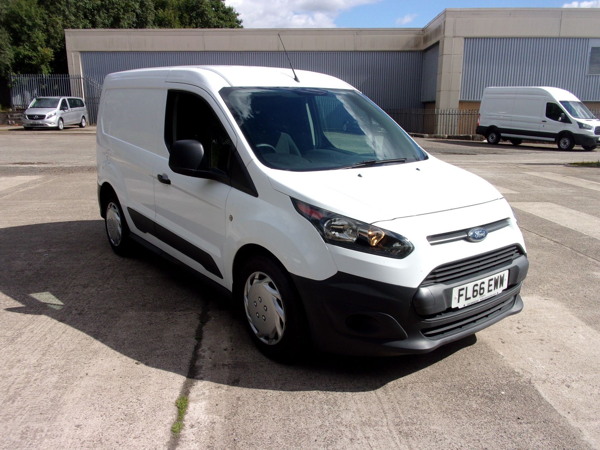 2016 Ford Transit Connect 220 L1 DIESEL 1.5 TDCI 75PS VAN (FL66EWW)