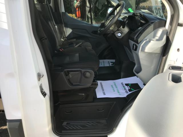 2016 Ford Transit  350 L2 SINGLE CAB TIPPER 125PS EURO 5 (FL66FAA) Image 12