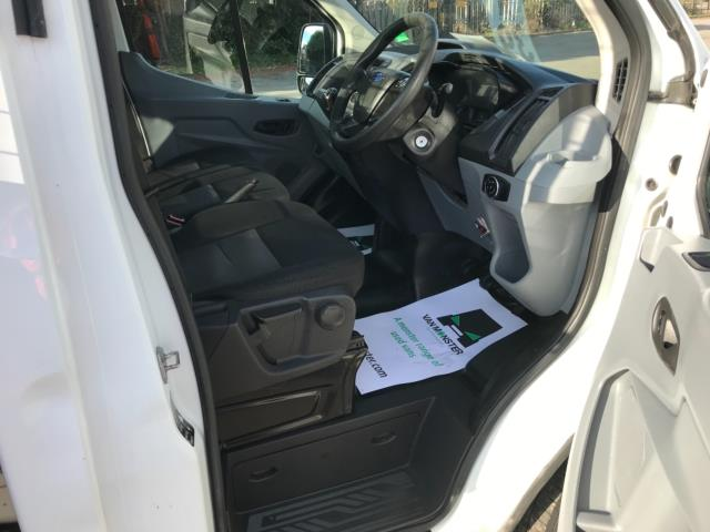 2016 Ford Transit  350 L2 SINGLE CAB TIPPER 125PS EURO 5 (FL66FAA) Image 10