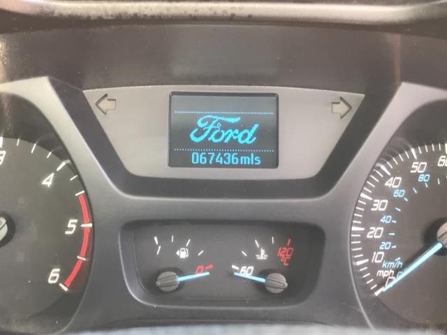2016 Ford Transit  350 L2 SINGLE CAB TIPPER 125PS EURO 5 (FL66FAA) Image 9