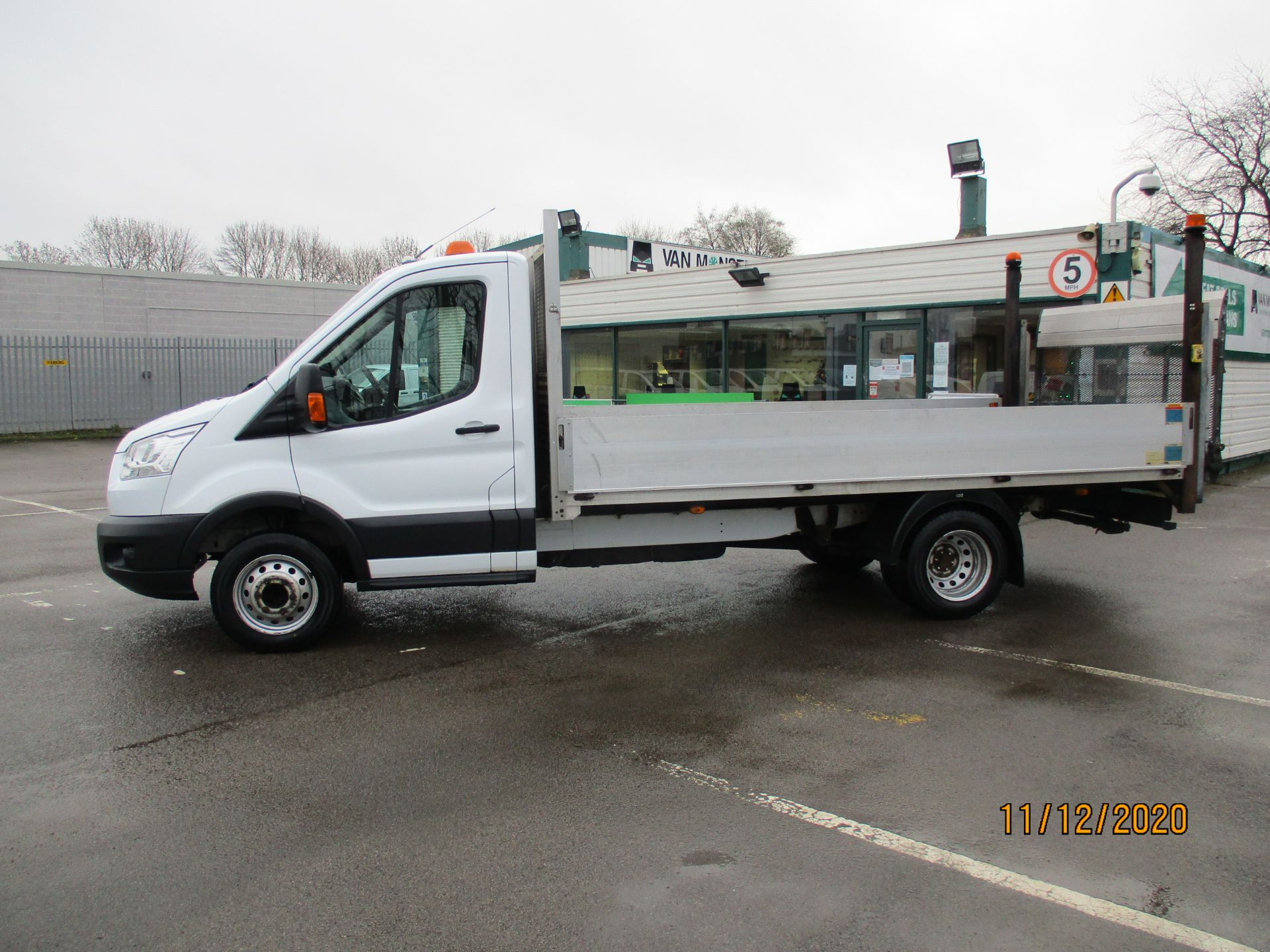 2016 Ford Transit 2.2 Tdci 125Ps Chassis Cab (FL66FAK) Image 4