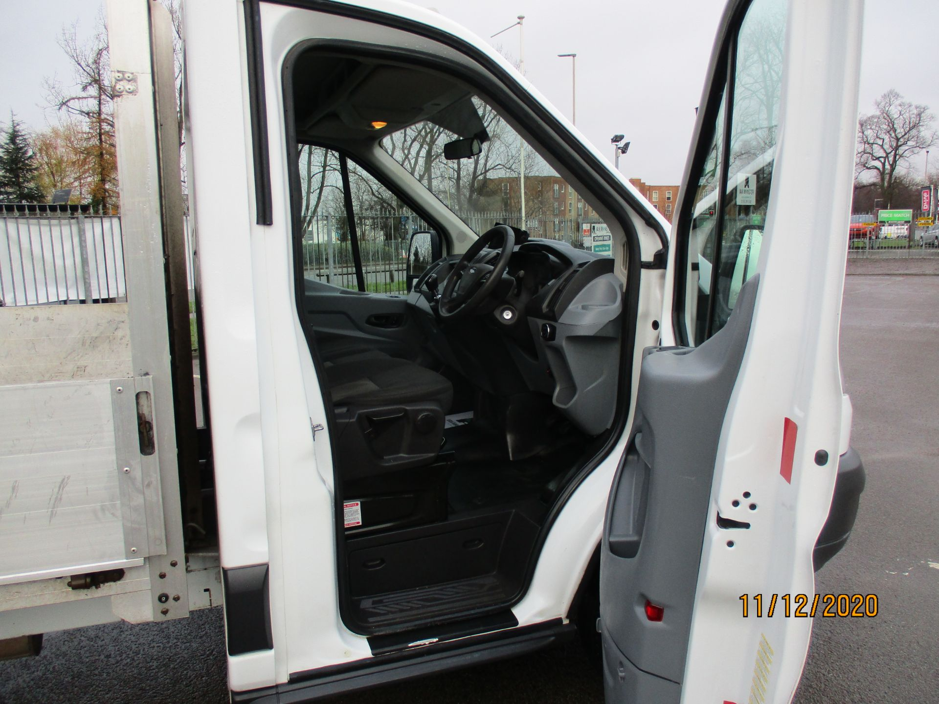 2016 Ford Transit 2.2 Tdci 125Ps Chassis Cab (FL66FAK) Image 12