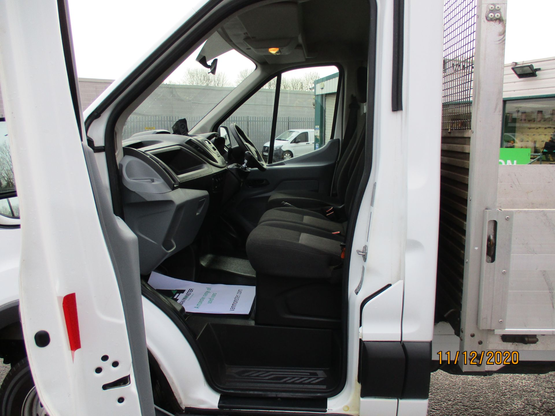 2016 Ford Transit 2.2 Tdci 125Ps Chassis Cab (FL66FAK) Image 13
