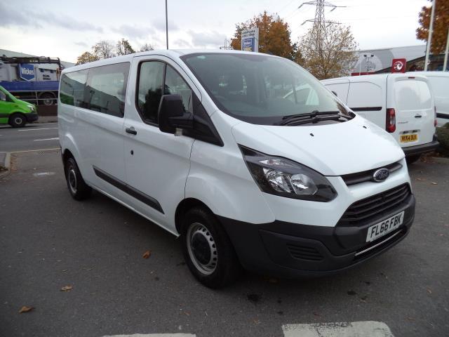 2016 Ford Transit Custom L2 H1 2.0 Tdci 130Ps Kombi Van Euro 6 (FL66FBK)