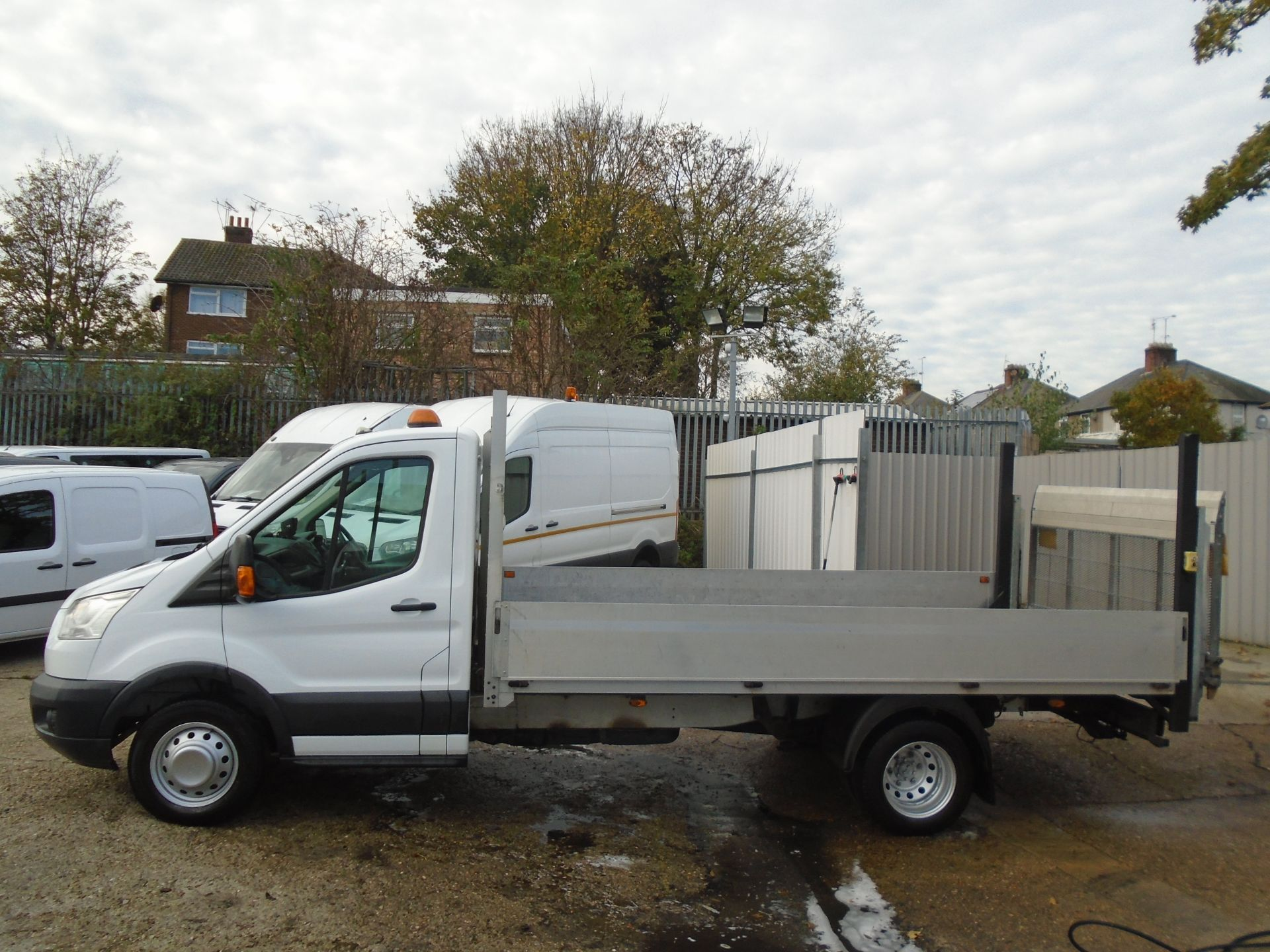 2016 Ford Transit 2.2 Tdci 125Ps Chassis Cab (FL66FCA) Image 7