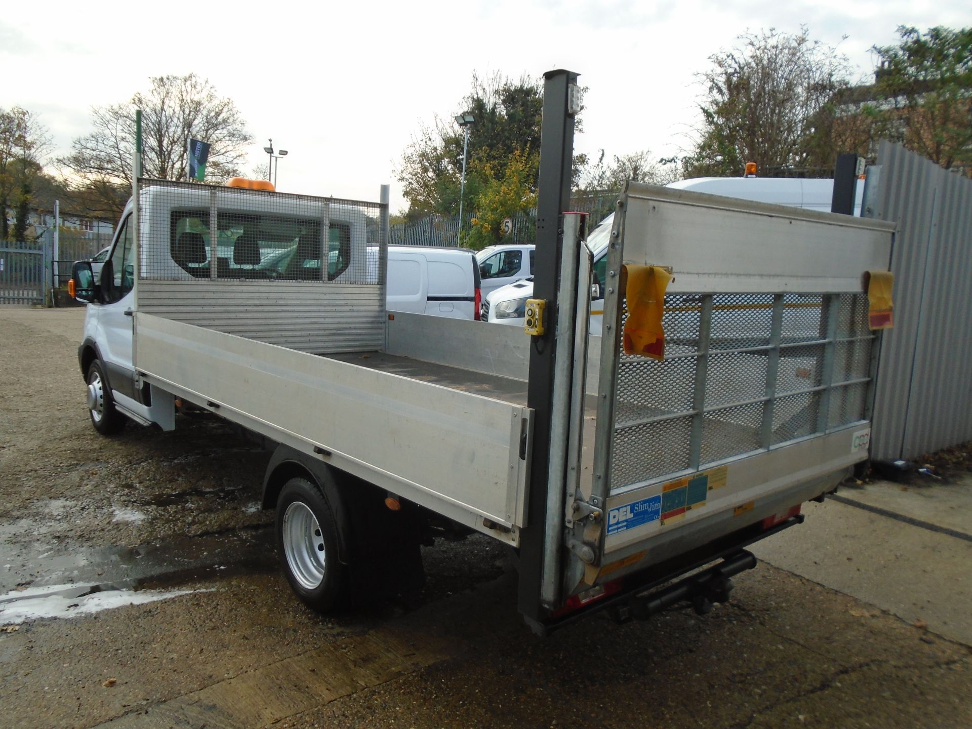 2016 Ford Transit 2.2 Tdci 125Ps Chassis Cab (FL66FCA) Image 6