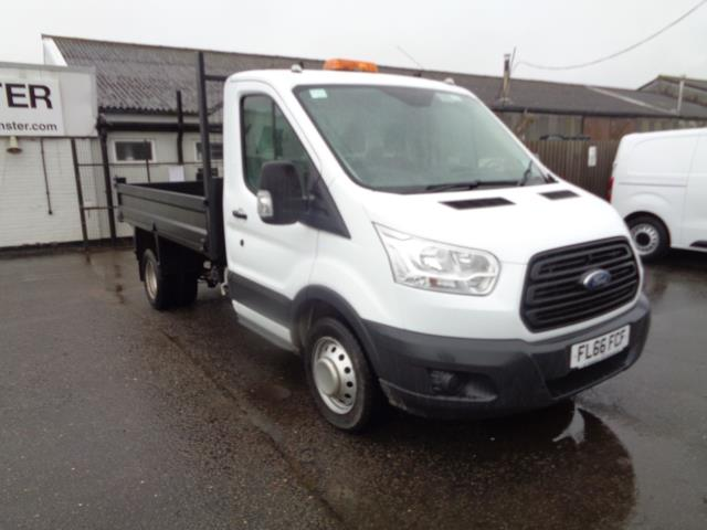 2016 Ford Transit 2.2 Tdci 125Ps One Stop Tipper (FL66FCF)