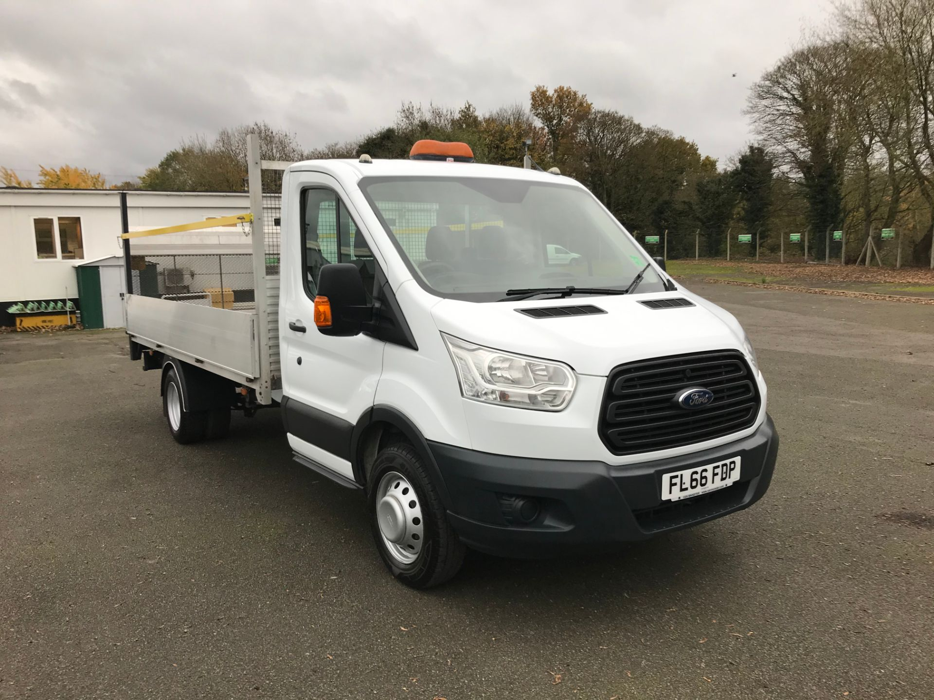 2016 Ford Transit 350 L3 DROP SIDE 125PS EURO 5 T/L (FL66FDP)