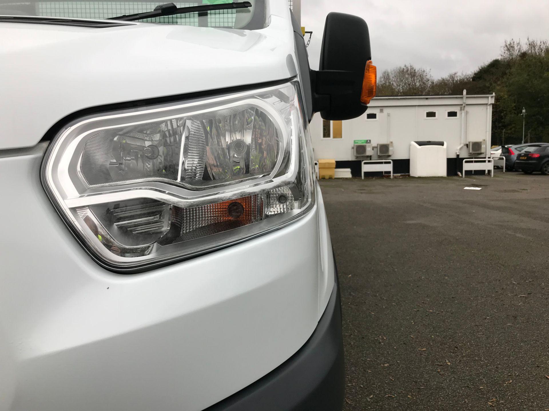 2016 Ford Transit 350 L3 DROP SIDE 125PS EURO 5 T/L (FL66FDP) Image 10