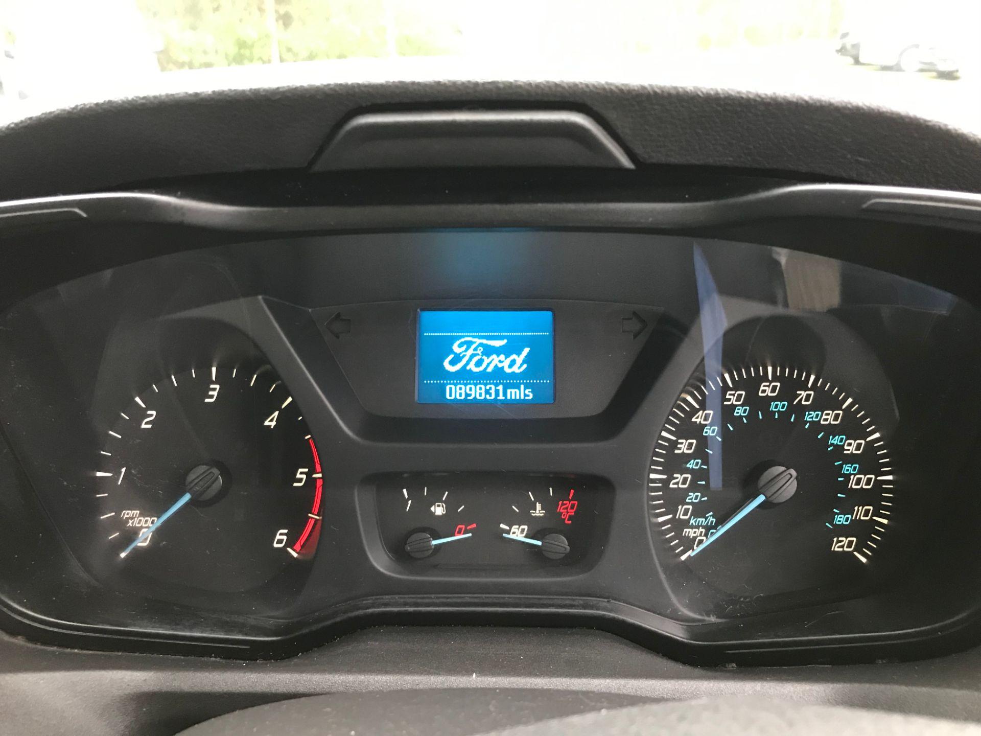 2016 Ford Transit 350 L3 DROP SIDE 125PS EURO 5 T/L (FL66FDP) Image 18