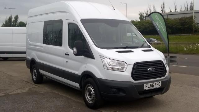 2016 Ford Transit 350 L3 H3 DOUBLE CAB VAN 125PS EURO 5 (FL66FFC)