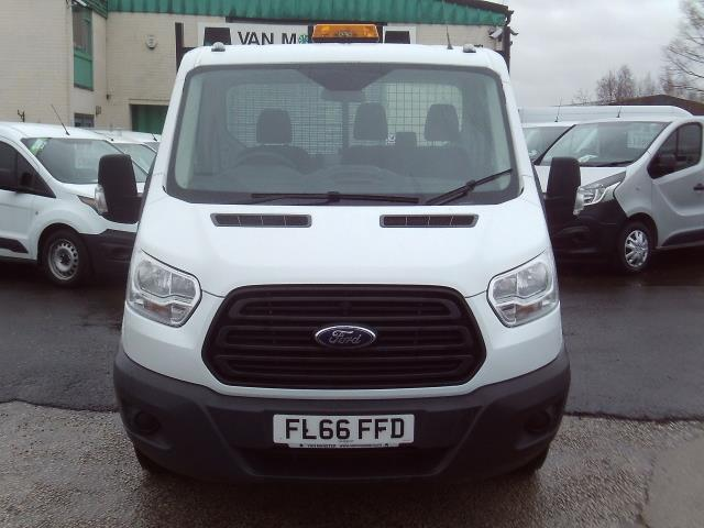 2016 Ford Transit T350 Single Cab Tipper 125ps New Shape (FL66FFD) Image 14