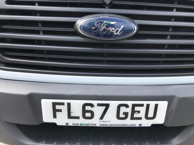 2018 Ford Transit T350 DOUBLE CAB TIPPER 130PS EURO 6 (FL67GEU) Image 29
