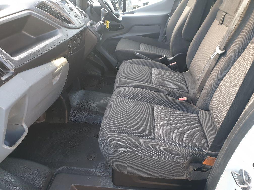 2018 Ford Transit 350 L2 SINGLE CAB TIPPER 130PS EURO 6 *SPEED RESTRICTER SET @ 72mph* (FL67GFZ) Image 6