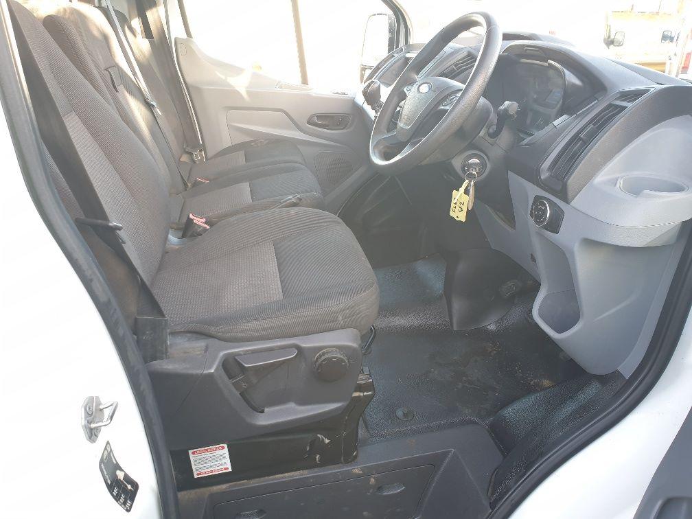 2018 Ford Transit 350 L2 SINGLE CAB TIPPER 130PS EURO 6 *SPEED RESTRICTER SET @ 72mph* (FL67GFZ) Image 12