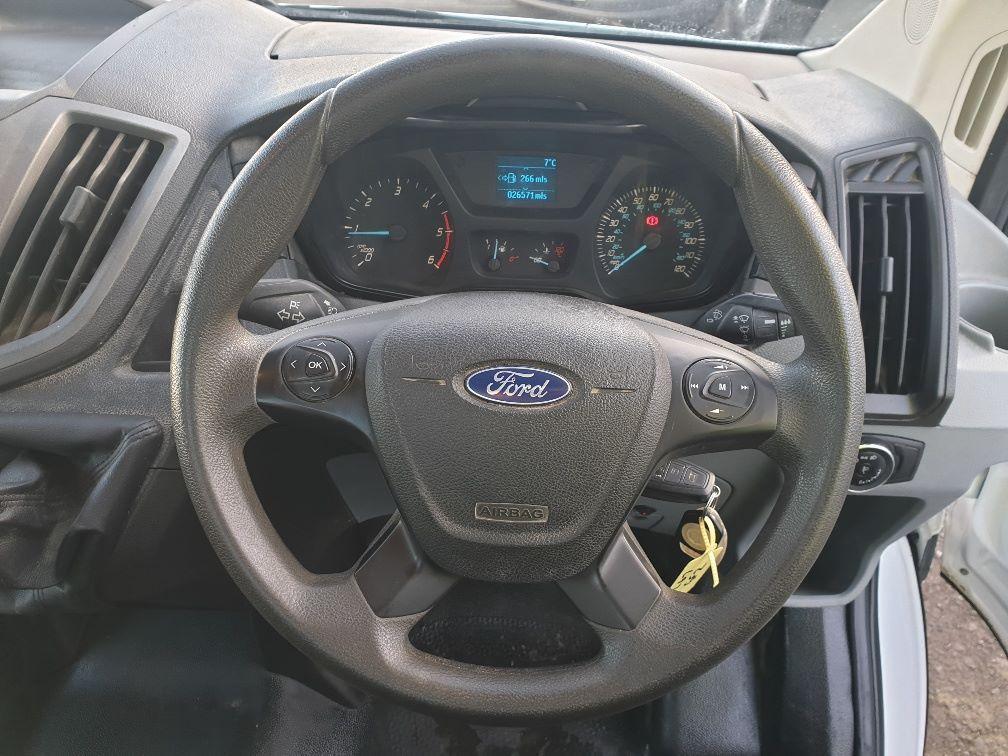 2018 Ford Transit 350 L2 SINGLE CAB TIPPER 130PS EURO 6 *SPEED RESTRICTER SET @ 72mph* (FL67GFZ) Image 15
