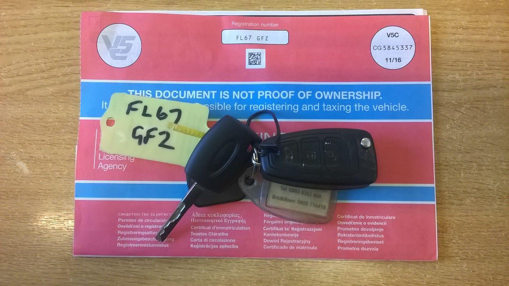 2018 Ford Transit 350 L2 SINGLE CAB TIPPER 130PS EURO 6 *SPEED RESTRICTER SET @ 72mph* (FL67GFZ) Image 23
