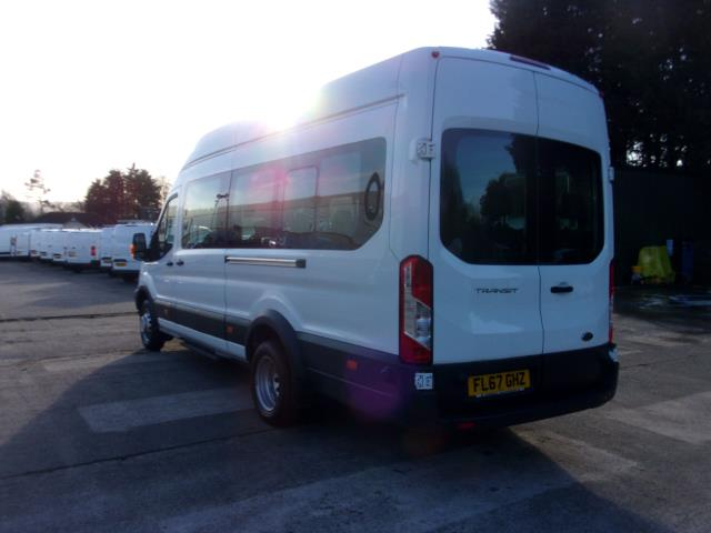 2018 Ford Transit 460 2.2 Tdci 125Ps L4 H3 17 Seater (FL67GHZ) Image 12
