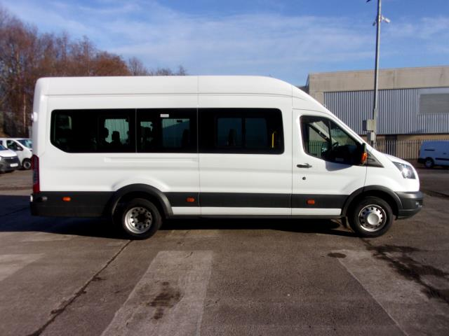2018 Ford Transit 460 2.2 Tdci 125Ps L4 H3 17 Seater (FL67GHZ) Image 9