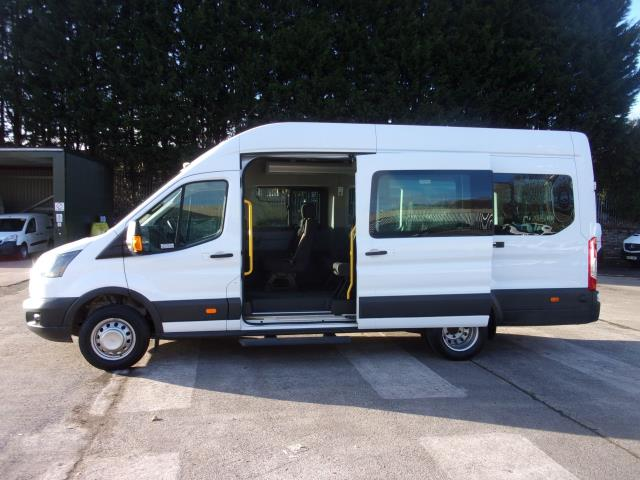 2018 Ford Transit 460 2.2 Tdci 125Ps L4 H3 17 Seater (FL67GHZ) Image 23