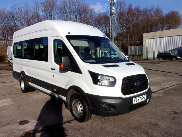2018 Ford Transit 460 2.2 Tdci 125Ps L4 H3 17 Seater (FL67GHZ)