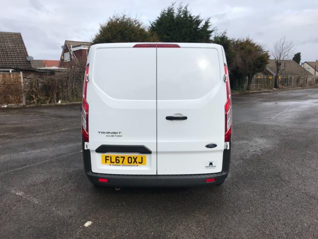 2017 Ford Transit Custom 2.0 Tdci 105Ps Low Roof Van Euro 6 (FL67OXJ) Image 7