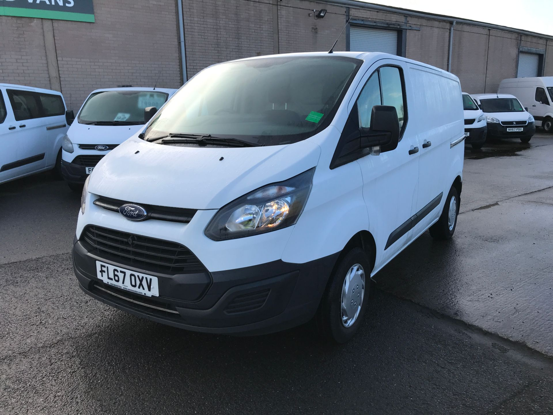 2017 Ford Transit Custom 290 L1 2.0TDCI 105PS LOW ROOF EURO 6 (FL67OXV) Image 13