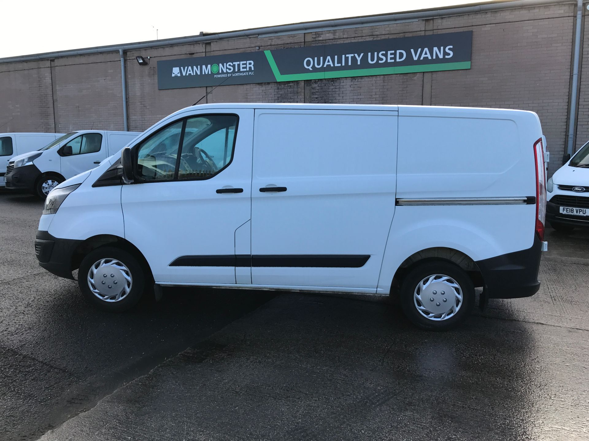 2017 Ford Transit Custom 290 L1 2.0TDCI 105PS LOW ROOF EURO 6 (FL67OXV) Image 11