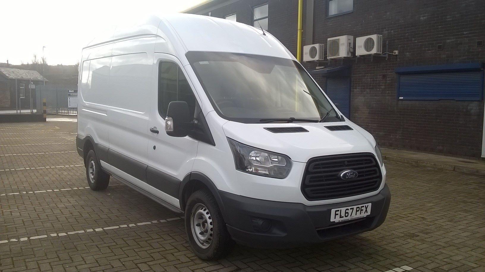 2017 Ford Transit L3 H3 VAN 130PS EURO 6 (FL67PFX)