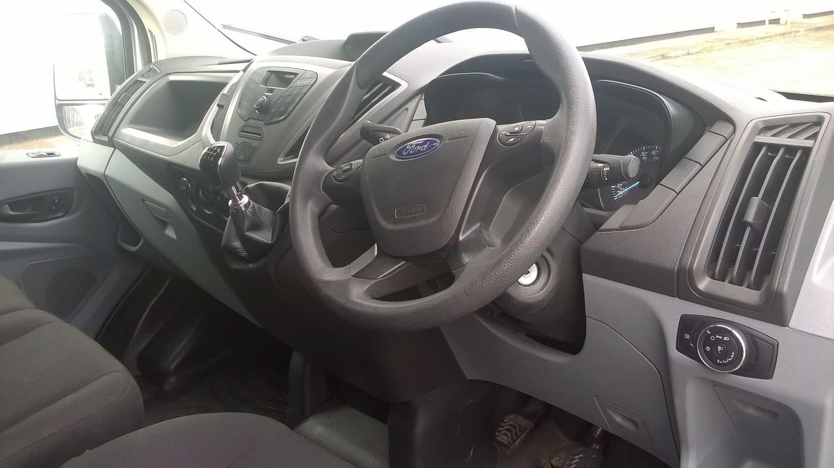2017 Ford Transit L3 H3 VAN 130PS EURO 6 (FL67PFX) Image 12